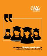 """The Reality of Female Academics in Academic Institutions in the Gaza Strip""study"